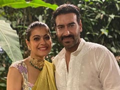 Kajol Reveals Ajay Devgn 'Was Desperately Trying To Get The <i>Pandit</i> To Hurry Up' During Their Wedding