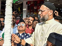 """Pick A Place"": Asaduddin Owaisi Takes Up Anurag Thakur's Election Slogan"