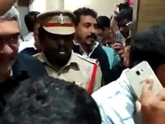 """Peak Dictatorship"": Bhim Army Chief Expelled From Hyderabad Over Protest"