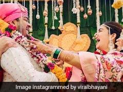 एक्ट्रेस नेहा पेंडसे ने शार्दुल ब्यास के साथ लिए सात फेरें, देखें Wedding Photos