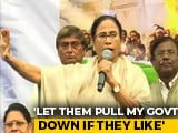 "Video : ""Let Them..."": Mamata Banerjee Draws Battlelines Over Population Register"