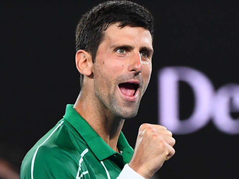 Australian Open: Novak Djokovic Eases Past Roger Federer To Enter Eighth Final