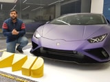 Video : Lamborghini Huracan Evo RWD First Look