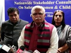 """Manohar Lal Khattar Supports Khaps, Says """"Should Not Marry Within Same <i>Gotra</i>"""""""