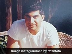 रतन टाटा ने शेयर की जवानी की फोटो, लोग बोले- ''आप हमेशा से ही...''