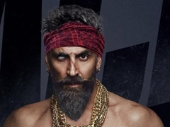 Scarred Akshay In 'Bachchan Pandey' Poster Will Make You Take A Step Back