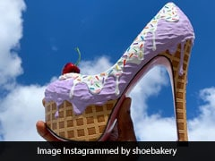 Life Is A Cake Walk With These Pastry-Themed Designer Shoes! See Pics Inside