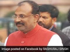 यूपी के मंत्री के बिगड़े बोल- 'PM मोदी और CM योगी के खिलाफ नारेबाजी करने वालों को कर देंगे जिंदा दफन'
