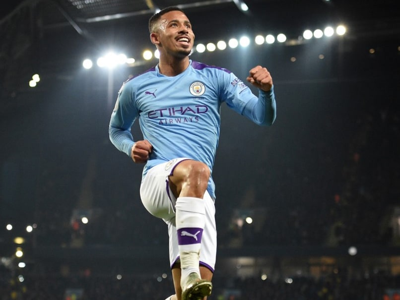Gabriel Jesus Extends Mastery Of Everton In Manchester Citys Win
