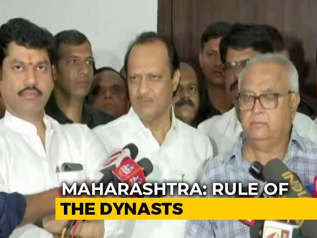 Video : Nearly Half Of Maharashtra Ministers Are Dynasts, Congress Tops List