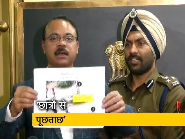 Videos : जेएनयू हिंसा को लेकर दिल्ली पुलिस छात्रों से कर रही है पूछताछ