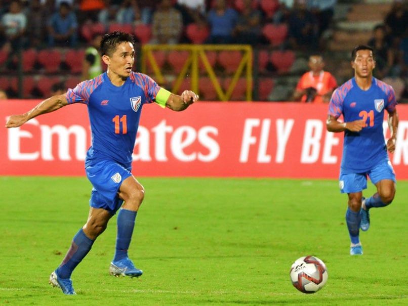 "Sunil Chhetri Says ""Don"