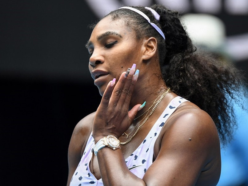 Australian Open: Serena Williams Suffers Shock Defeat To Chinas Qiang Wang