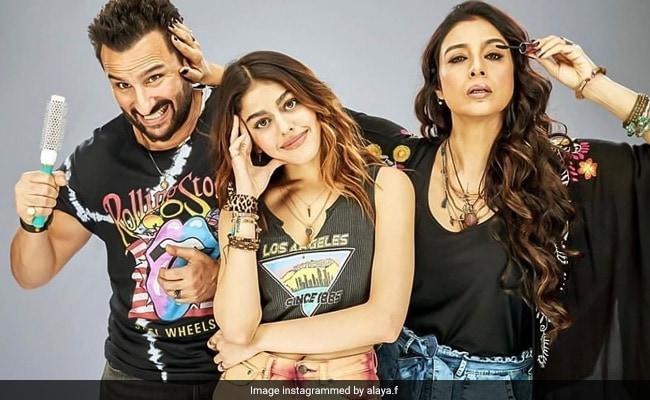 Jawaani Jaaneman Movie Review: Saif Ali Khan, Alaya Keep You Glued In This Bright, Happy Film