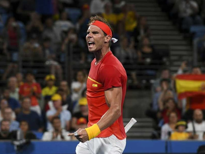 Australia Open: Rafael Nadal reaches in to second round, Sharapova ousted even in first round
