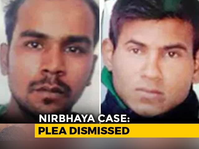 Video : Top Court Dismisses 2 Nirbhaya Case Convicts' Plea Against Death Penalty