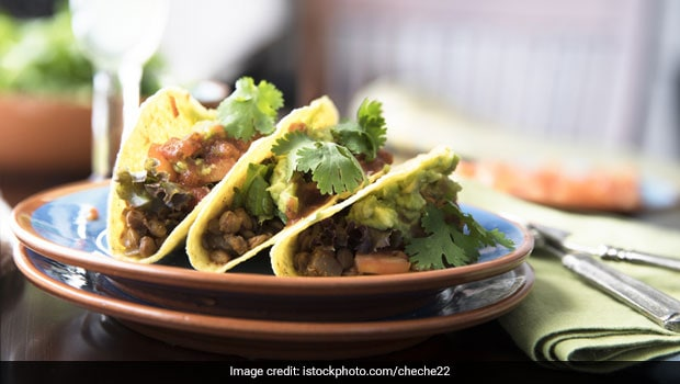 Mediterranean Diet: Make Healthy Veg Taco At Home With Rajma Or Kidney Beans (Recipe Inside)