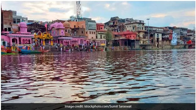 UP Declares 22 Wards of Mathura-Vrindavan As Holy Pilgrimage Sites