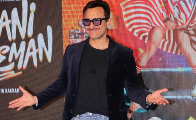 Jawaani Jaaneman Actor Saif Ali Khan: 'A Lot Of People Mess Up Being A Father'