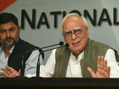 """No Leader To Project"": Kapil Sibal After Congress' Delhi Humiliation"