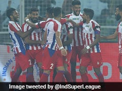 ISL: ATK Go Top Of The Table With Last-Gasp Winner Against NorthEast United