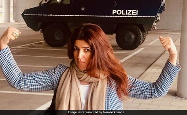 Twinkle Khanna's Son Aarav Saved Her Number As 'Police' So She Did This