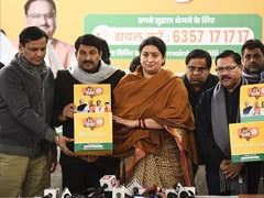 BJP Launches Campaign To Seek Suggestions For Delhi Polls Manifesto