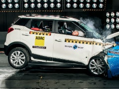 Global NCAP Recognises Mahindra's Efforts After XUV300 Wins 'Safer Choice' Award