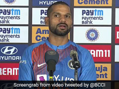 """Not My Headache"": Shikhar Dhawan Reacts To India"