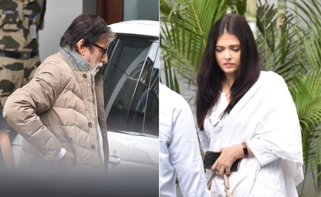 Shweta Bachchan's Mother-In-Law Ritu Nanda Dies; Amitabh Bachchan, Aishwarya Fly To Delhi