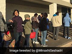 बॉलीवुड एक्ट्रेस ने किया Tweet, बोलीं- 8 घंटे लाइन में खड़े होकर इंतजार किया, लेकिन किसी ने नहीं पहचाना...