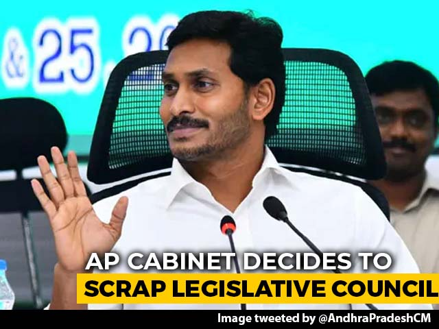 Video : Jagan Reddy Government, Blocked On Key Bills, Moves For Big Change