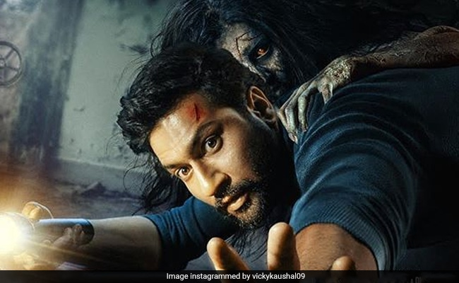 Bhoot: Part One - The Haunted Ship New Posters - Vicky Kaushal Is Scared To Death
