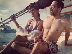 New Year 2020: Tahira Kashyap, Ayushmann Khurrana Are Breezing Though The Bahama Blues