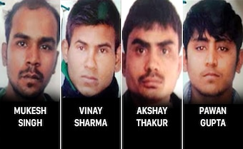 Nirbhaya Case: Convicts Will Now Hang On Feb 1 At 6 am, Says Delhi Court
