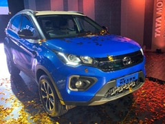 Tata Tiago, Tigor, Nexon Facelifts Launched In India; Prices Start At Rs. 4.60 Lakh