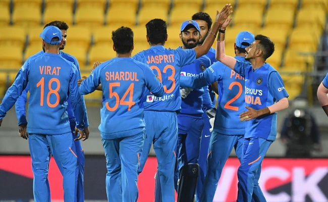 New Zealand vs India 4th T20I: India Won By Super Over Again