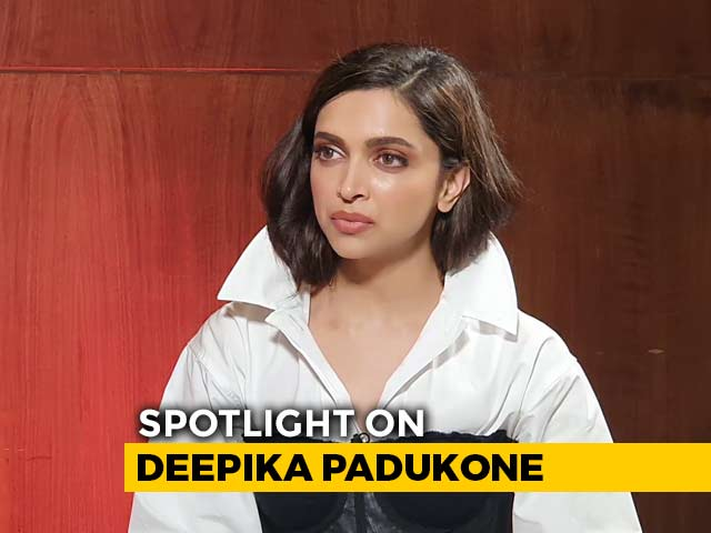 Video : <i>Chhapaak</i> Talks About Human Spirit And Hope: Deepika Padukone