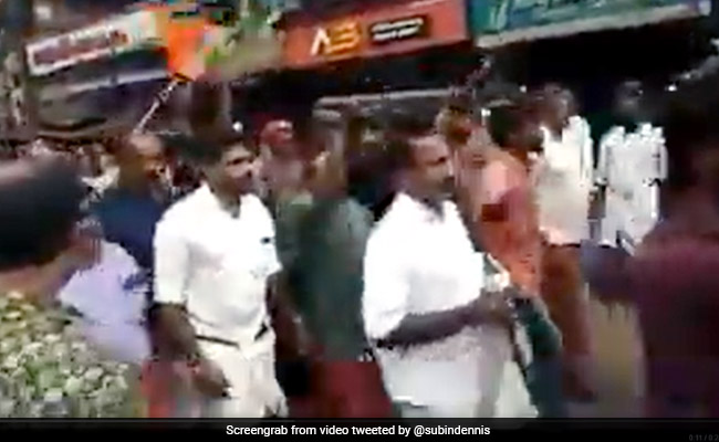 'Remember Gujarat?': Police Case Against 100 BJP Workers Over Kerala March