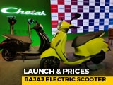Video : Bajaj Chetak Electric Scooter: Launch And Prices