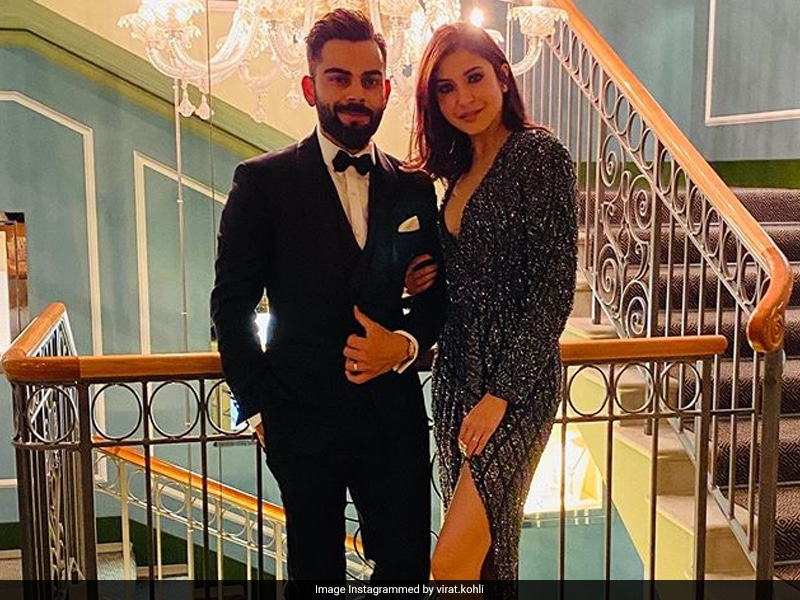 "Virat Kohli, Anushka Sharma ""On Point For 2020"", Sakshi Posts Lovable Picture With MS Dhoni"
