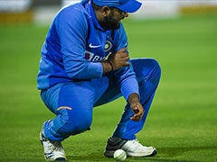 Rohit Sharma Hurts His Left Hand During 2nd ODI Against Australia