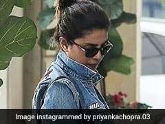 Priyanka Chopra Literally Makes The Denim Jacket Her Own This Winter