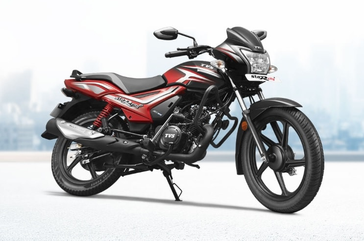 The BS6 TVS Star City+ gets added features along with a BS6 engine
