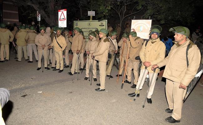 'Hang My Head In Shame': Delhi Police Lawyer Tweets On JNU Attack