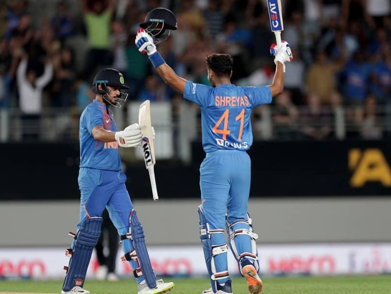 NZ vs IND: KL Rahul, Shreyas Iyer Fifties Help India Chase Down 204-Run Target vs New Zealand