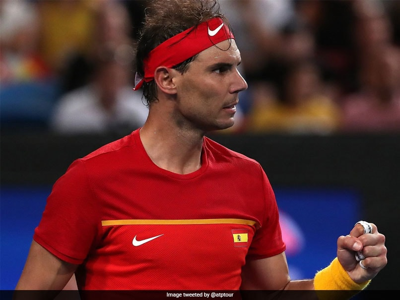 ATP Cup: Rafael Nadal Outclasses Pablo Cuevas, Novak Djokovic Beats Gael Monfils