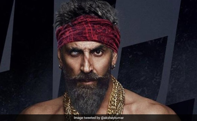 A Scarred Akshay Kumar In Bachchan Pandey New Poster Will Make You Take A Step Back