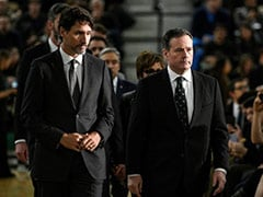 Emotional Trudeau Promises To Pursue Justice For Iran Plane Crash Victims