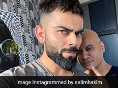 Virat Kohli Flaunts New Haircut Ahead Of Sri Lanka T20Is, Anil Kapoor Reacts